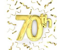 70 års Fødselsdag