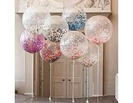 Konfetti balloner