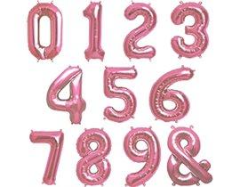 """Hot pink tal 14"""""""
