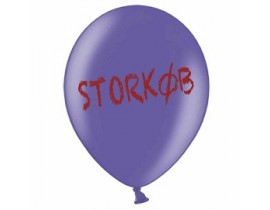 """Storkøb perle balloner 9"""""""