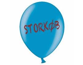 """Storkøb metallic balloner 9"""""""