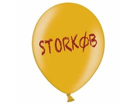 """Storkøb balloner 9"""""""