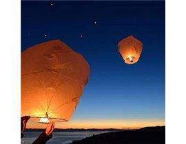 Flyvende lanterner