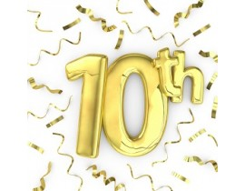 10 års Fødselsdag