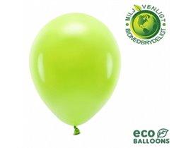 """Økologiske normale balloner 10"""""""