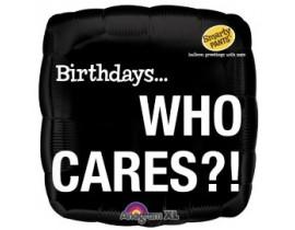 Fødselsdag balloner