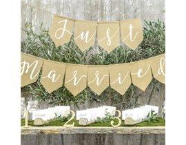Den naturlig bryllupsfest