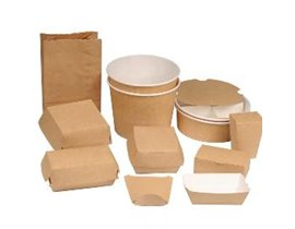 Fastfood emballage