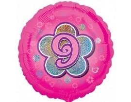 Folieballoner med År