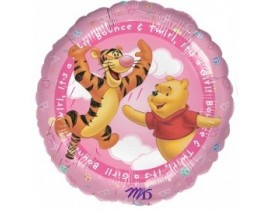 Babyshower & barnedåbs balloner