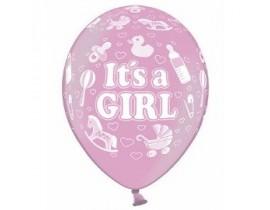 Barnedåbs & baby shower balloner