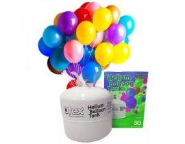Helium til balloner – Ballongas